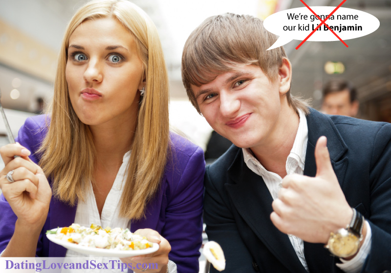 First Date Don'ts – Top 5 Things You Should NEVER Do