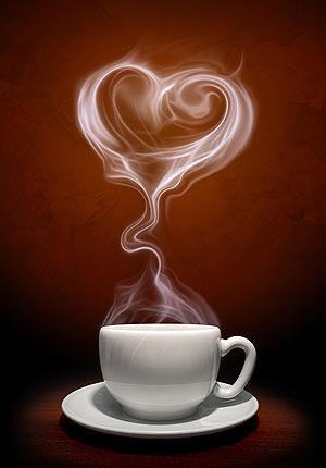 Coffe Mug Filled with love