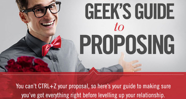 The Geek's Guide To Proposing