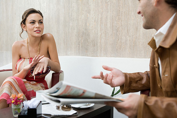1st Date Conversation
