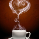 Coffe Mug Filled with love