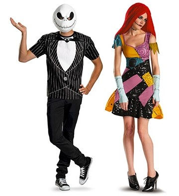 Couples Halloween Costume Ideas  sc 1 st  Dating Love u0026 Sex Tips & Couples Halloween Costume Ideas | Dating Love and Sex Tips